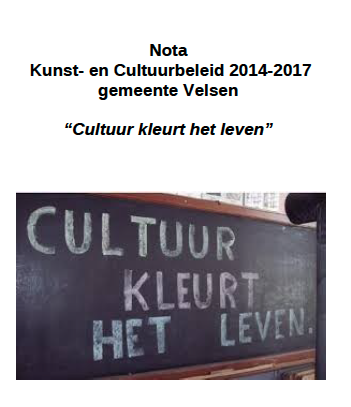 cultuurnota