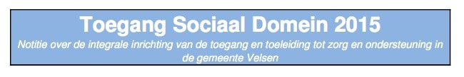 sociaal-domein