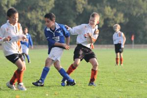 Sportendeelname op jonge leeftijd is belangrijk voor de toekomst