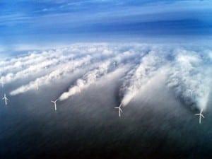Windturbines en fijnstof